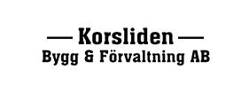 Korsliden Bygg & Förvaltning AB Logo